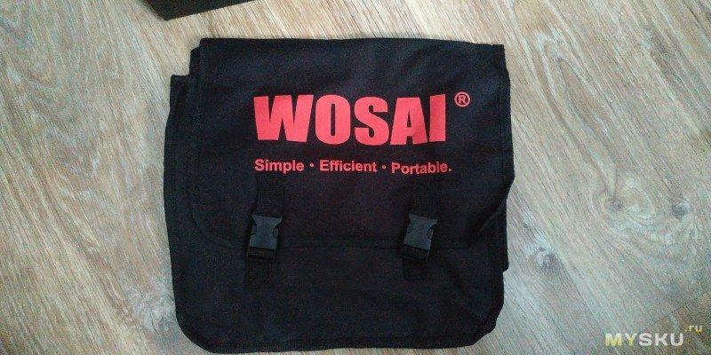 Аккумуляторная цепная пила WOSAI WS-DSJ20