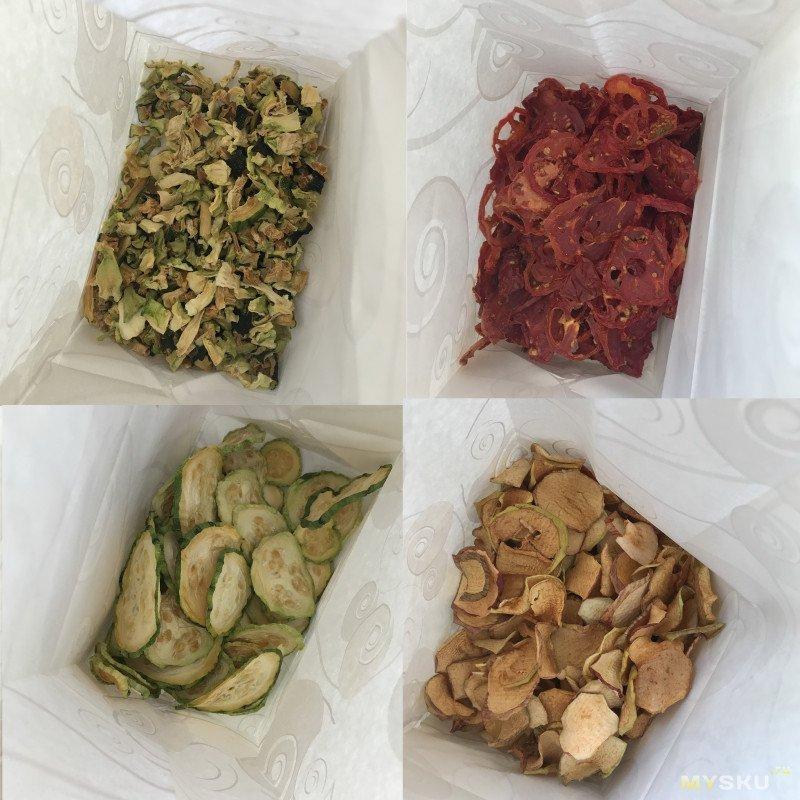 Сушилка для овощей или дегидратор Ветерок-2 и 100+ идей использования. Длиннопост.