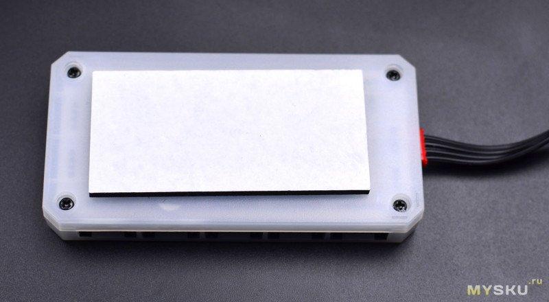 Корпусные RGB-вентиляторы Coolmoon C47324