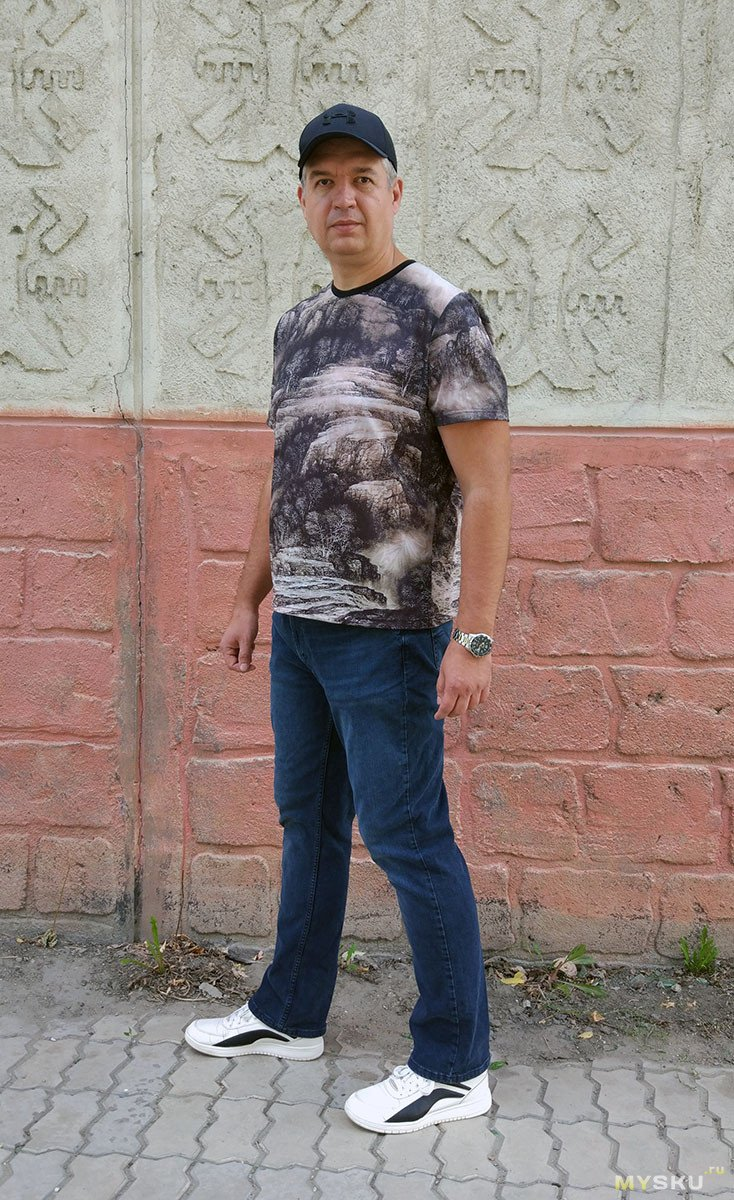 Джинсы Levi's 514 Straight fit Stretch в расцветке Abu Volcano