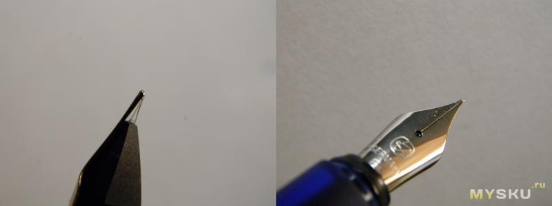 Перьевая ручка Касо Sky II