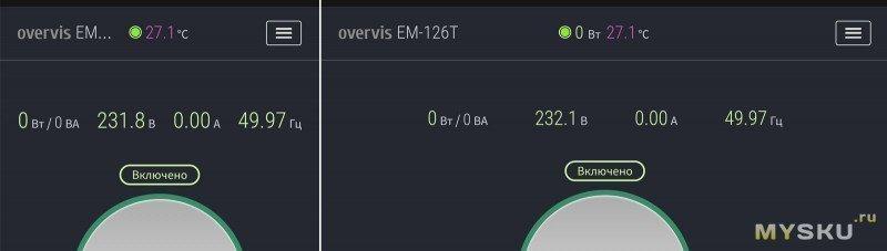 Многофункциональное WI-FI реле ЕМ-126Т от Новатек-Электро