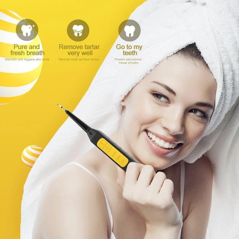 Showsee устройство для удаления зубного налета за .99