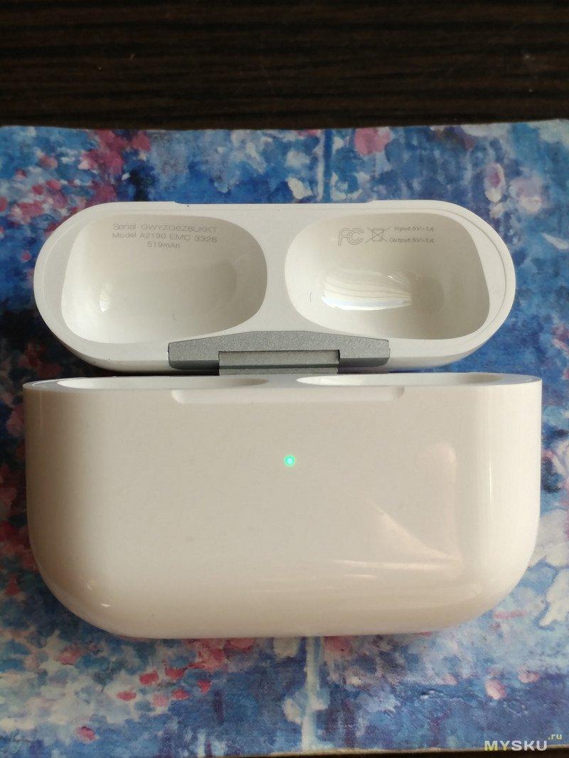 Копия Apple AirPods Pro, осторожно - Алиэкспресс впаривает подделки под видом бренда!