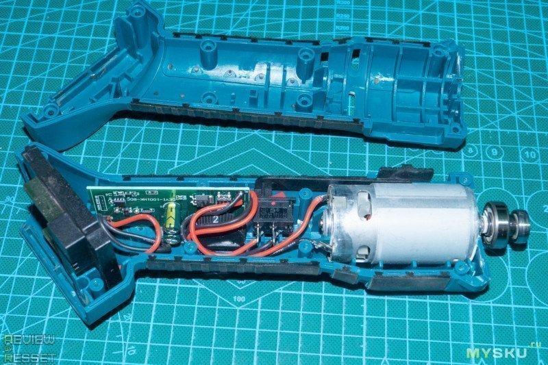Аккумуляторная осцилляторная пила