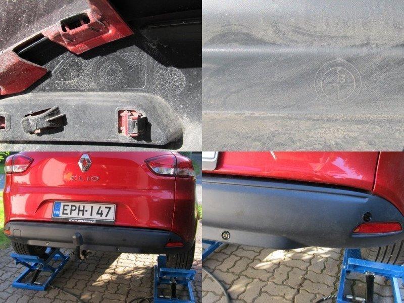 Renault Clio Grandtour — просто посмотреть. Ну и чуток напильником обработать.