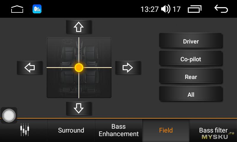 1DIN автомагнитола Joying JY-UQS04N4G с Android 10. Часть первая - тестирование.