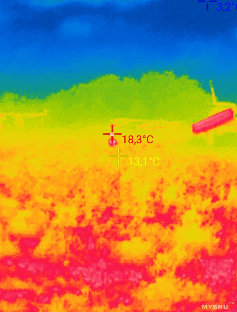 T2L тепловизор от компании InfiRay