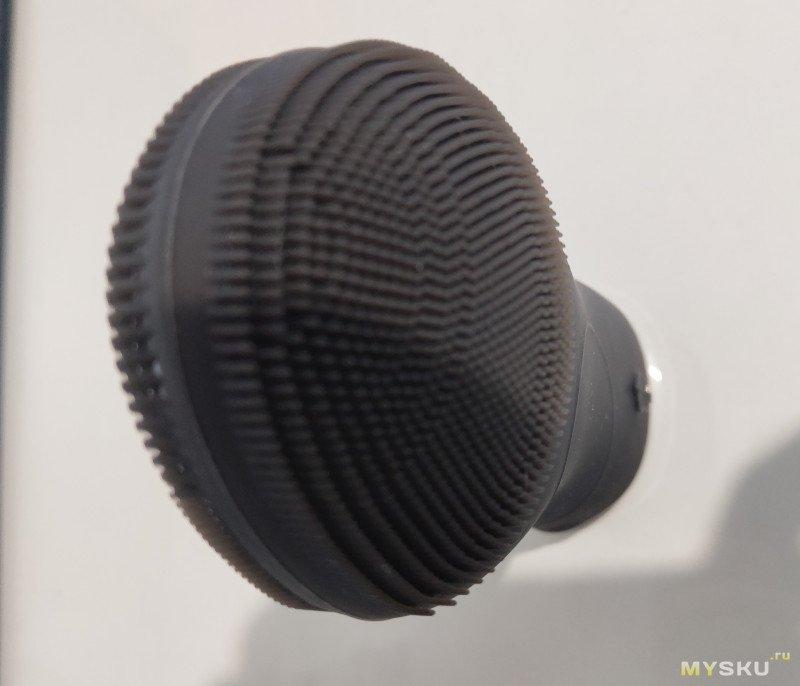 Ультразвуковая щетка CkeyiN TL-703 для очистки лица (мужская), краткий обзор.