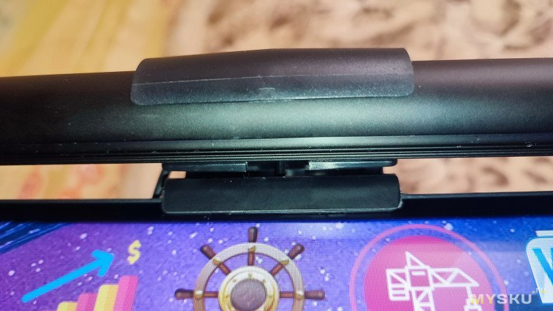 Лампа с креплением на монитор BlitzWolf BW-CML2 RGB