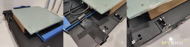 Anet ET5 X. 300*300*400. Обзор, тестовая печать, впечатления.